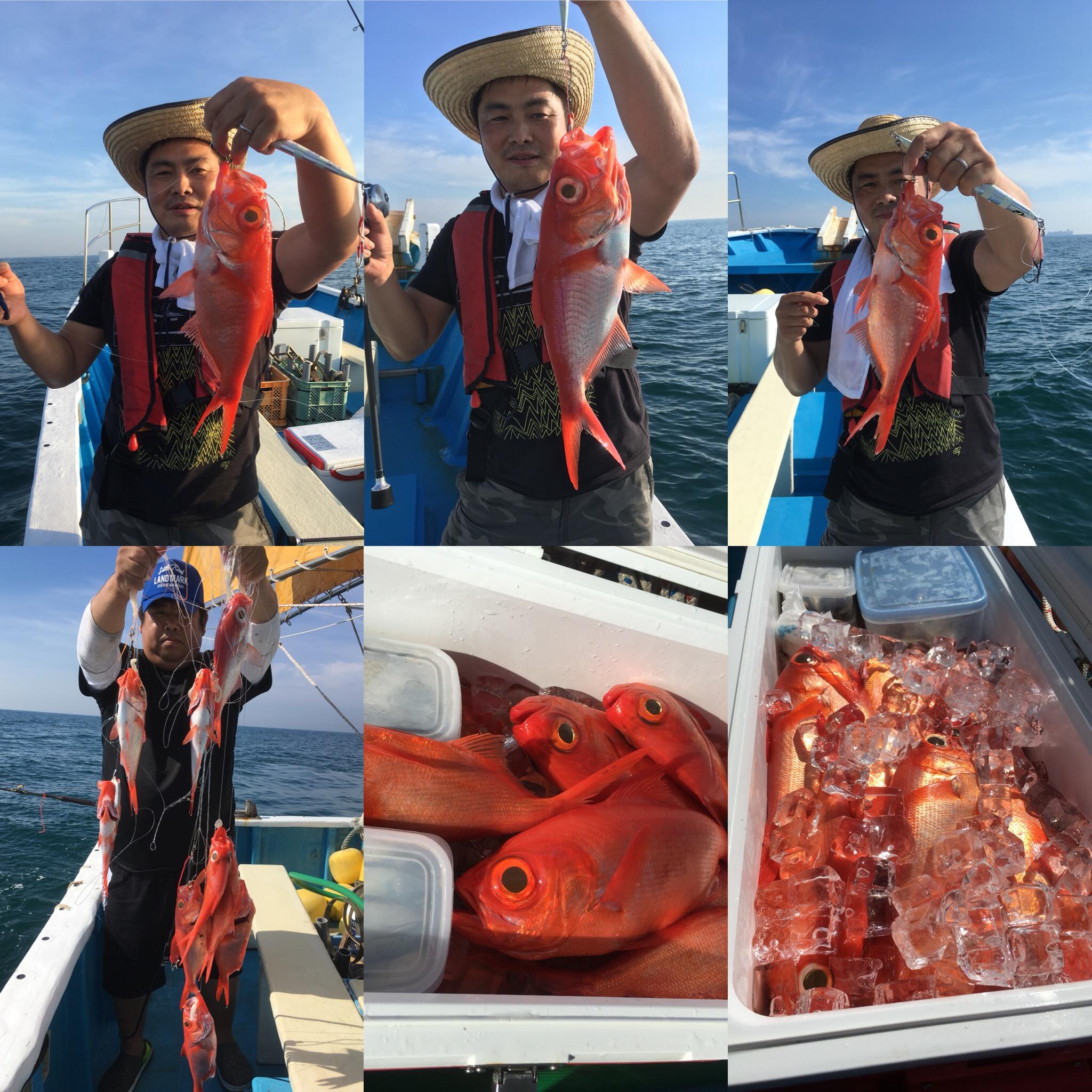 深海釣りの魅力